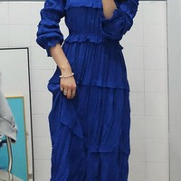 Girlish Frill Dress