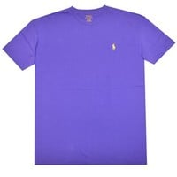Polo Ralph Lauren Mens Classic Fit Small Pony Crew Neck Jersey T-Shirts XL