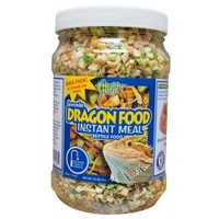 Healthy Herp Juvenile Dragon Food Instant Meal Jar