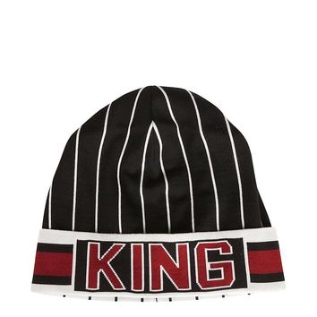 Multicolor King Beanie by Dolce & Gabbana