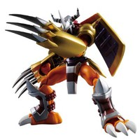 Digimon DArts 5 Inch Action Figure Wargreymon