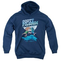 Scott Pilgrim - Lovers Youth Pull Over Hoodie