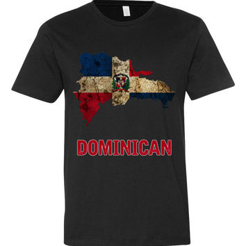 The Dominican Republic Flag T-Shirt