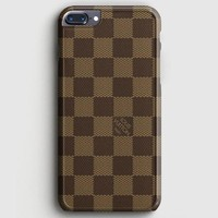 Louis Vuitton Damier iPhone 8 Plus Case | casescraft