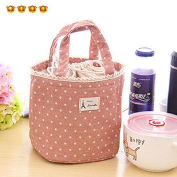 Cotton Linen Cotton Food Box = 4877806980
