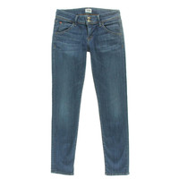 Hudson Womens Nicole Ankle Ultra-Low Rise Skinny Jeans