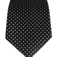 Pindot - Black (Skinny) from TheTieBar.com - Wear Your Good Tie Everyday