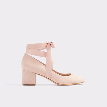Wunderly Light Pink Women's Heels | ALDO US