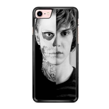 American Horror Story Skull Tate iPhone 7 Case