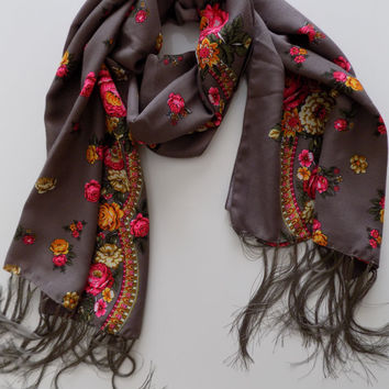 Best Russian Shawls Products On Wanelo