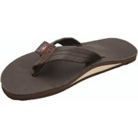 Rainbow Men's Leather 301 Flip Flops