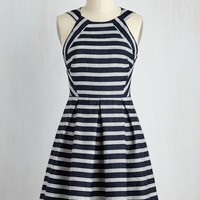 I Yacht So! Dress | Mod Retro Vintage Dresses | ModCloth.com