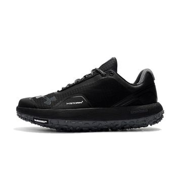 Best Deal Online Under Armour Michelin UA Fat Tire Men Running Shoes Black