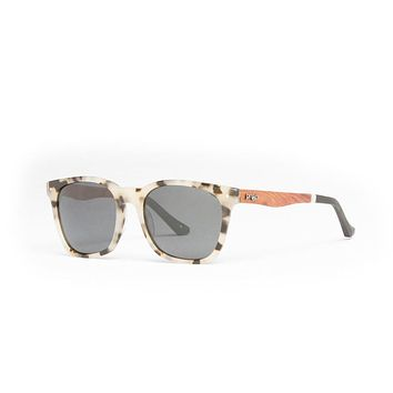 Proof Scout Snow Tortoise Sunglasses, Polarized Lenses