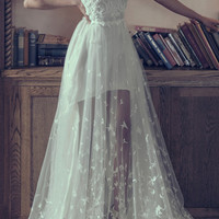 Blanca Organza Dress | Moda Operandi