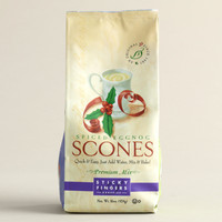 STICKY FINGERS SPICED EGGNOG SCONE MIX