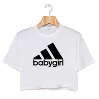 Babygirl Crop/T-shirt