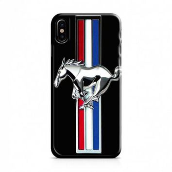 ford mustang iPhone X Case