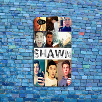 Cool Shawn Mendes iPhone Case Girly Collage iPhone Cover iPhone 4 iPhone 5 iPhone 4s iPhone 5s iPhone 5c Case