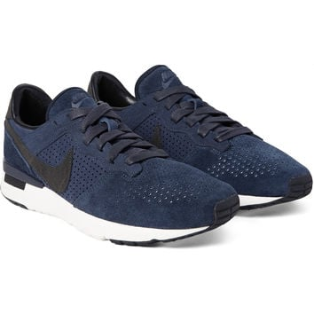 Nike - Archive 83.M LX Perforated Suede Sneakers