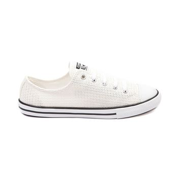 Womens Converse All Star Dainty Crochet Sneaker