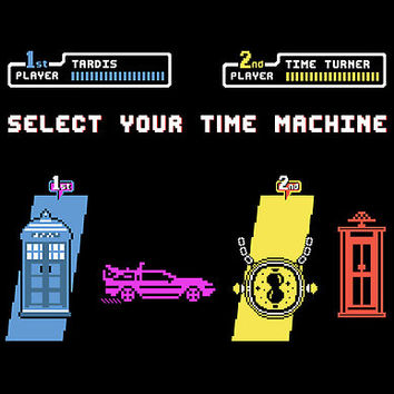 Select Your Time Machine V2