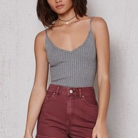 PacSun Red Rock Cuffed Denim Mom Shorts at PacSun.com