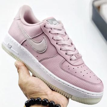 Trendsetter Nike Air Force 1'07 Lv8  Women Fashion Casual Old Skool Shoes