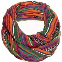 Mexican Aztec Snood - Scarves - Bags & Accessories - Topshop USA