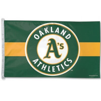 Oakland Athletics 3'x5' Flag