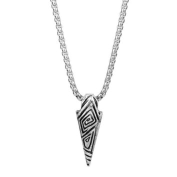 Black Panther Pendant Claw Necklace