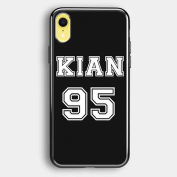 Kian Lawley 95 O2L Team iPhone XR Case | Casefruits