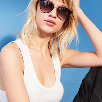 Weekend Brow Bar Cat-Eye Sunglasses - Urban Outfitters
