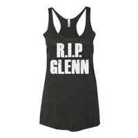 R.I.P. Glenn - The Walking Dead - Top