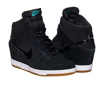 NIKE DUNK SKY HI ESSENTIAL WEDGE SNEAKER - Black  Jimmy Jazz - 644877-011