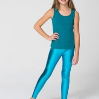 American Apparel - Youth Shiny Legging