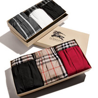 Burberry 3pc Mens Boxers Set