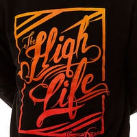 The Orisue Sweatshirt High Life in Black