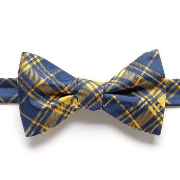 Bow Tie Tuesday Plaid Pretied Bow Tie - Men, Size: One