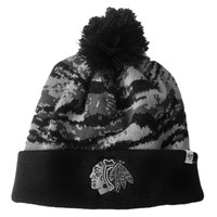 Chicago Blackhawks Tigershade Cuff Knit Hat