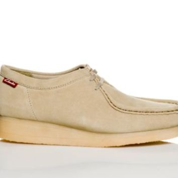 Women's Clarks Padmore Womens Sand Suede | Shoe Carnival