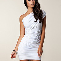 Alicia Mini Dress, Honor Gold