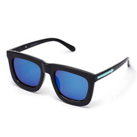 ALEXA SUNGLASSES MIRRORED BLUE