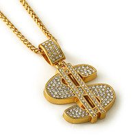 Fashion Accessory Diamonds Hip-hop Pendant [10529028291]