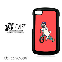 Pug Bicycle For Blackberry Z10 Case Phone Case Gift Present
