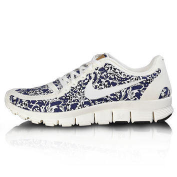 Imperial Purple Liberty Print Free 5.0 Trainers, Nike x Liberty. Shop the latest Liberty Nike Collection at Liberty.co.uk