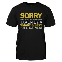 Sorry Guy Taken By Real Estate Agent