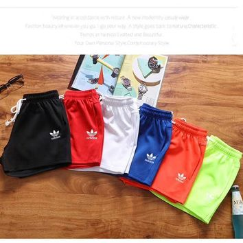 """Adidas"" Summer Couple Shorts"