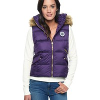 Puffer Vest by Juicy Couture