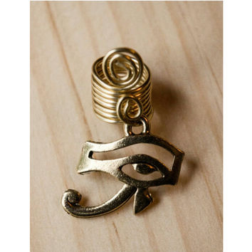 Eye of Horus Loc Jewel